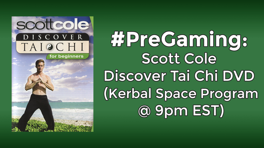 #PreGaming: Scott Cole: Discover #TaiChi For Beginners