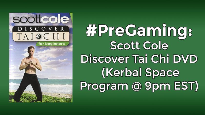 #PreGaming: Scott Cole Discover Tai Chi For Beginners