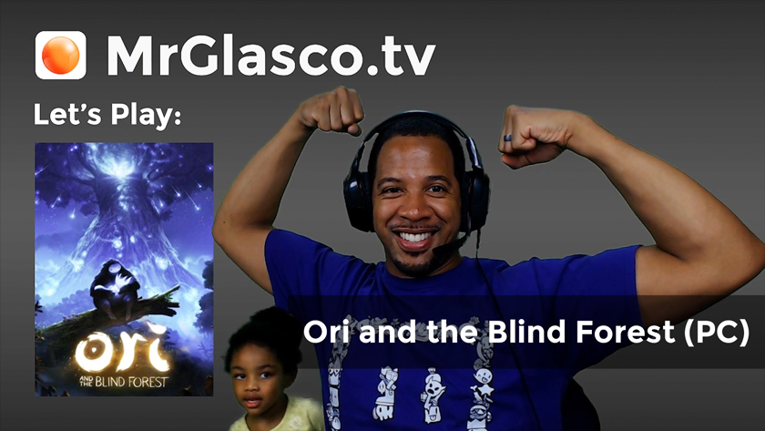 Let's Play: Ori and the Blind Forest (PC) 1st Playthrough