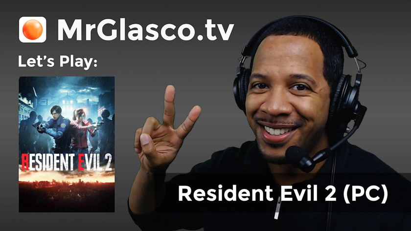 Let's Play: Resident Evil 2 (PC) Part 1