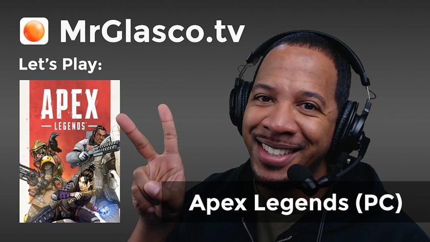 Let's Play: Apex Legends (PC) BANG! BANG!