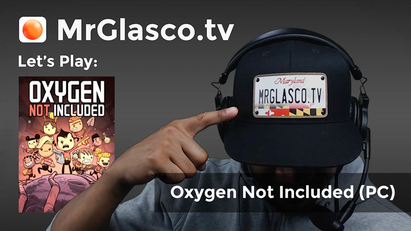 Let's Play: Oxygen Not Included (PC) T.G.I.F.