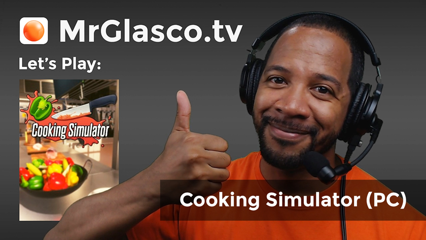 Let's Play: Cooking Simulator (PC) Shrimps & Prime Rib!