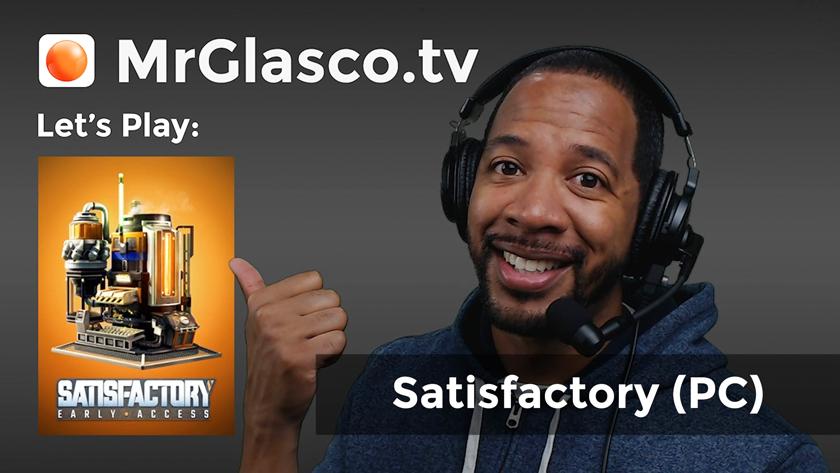 Let's Play: Satisfactory (PC), Battlecruiser Base – Part 2