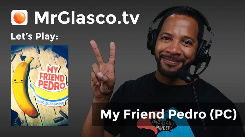 Let's Play: My Friend Pedro (PC), PogChamp!