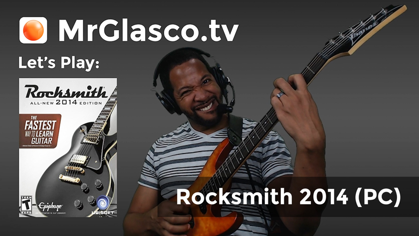 Let's Play: Rocksmith 2014 (PC), Guitar Practice