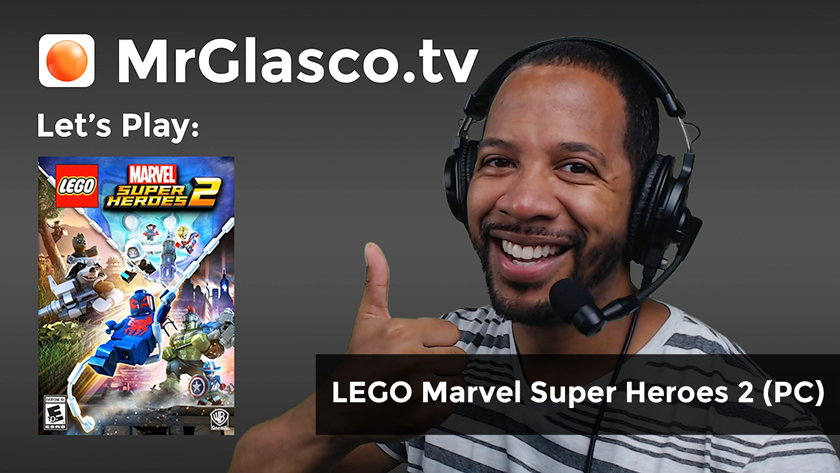 Let's Play: LEGO Marvel Super Heroes 2 (PC), Part 2